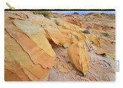 A Band Of Gold In Valley Of Fire Carry-all Pouch
