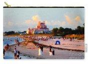 A Beach Scene Carry-all Pouch