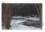 A Beautiful Brook Carry-all Pouch