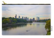 A Beautiful Day In Philadelphia Carry-all Pouch
