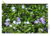 A Bed Of Blooms Carry-all Pouch