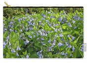 A Bed Of Bluebells Carry-all Pouch