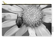 A Beetle And A Daisy  Carry-all Pouch
