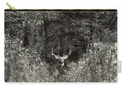 A Big Buck In Rut Carry-all Pouch