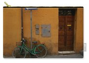 A Bike In Rome Carry-all Pouch