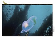 A Bioluminescent Tunicate, Catalina Carry-all Pouch