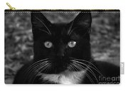 A Black Cat's Life -florida Carry-all Pouch