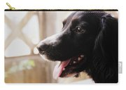 A Black Dog Carry-all Pouch