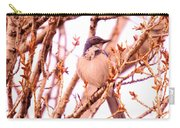 Western Scrub Jay Carry-all Pouch