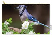 A Bluejay Bouquet Carry-all Pouch