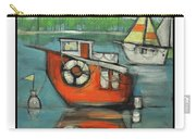 A Boaters Life Poster Carry-all Pouch
