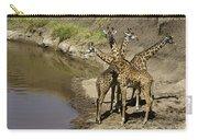 A Bouquet Of Giraffes Carry-all Pouch