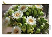 A Bouquet Of Saguaro Blossoms Carry-all Pouch