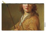 A Boy In The Guise Carry-all Pouch