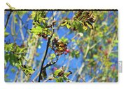 A Branch Standing Out From The Crowd Carry-all Pouch