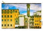 A Breeze Over Florence Carry-all Pouch