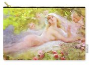 A Brides Fantasy Carry-all Pouch