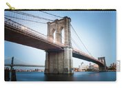 New York Bridge Carry-all Pouch