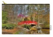 A Bridge To Spring Carry-all Pouch