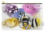 A Bunch Of Colorful Fish No 01 Carry-all Pouch