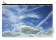 A Busy Sky Carry-all Pouch