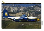 A C-130 Hercules Fat Albert Plane Flies Carry-all Pouch