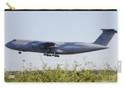 A C-5a Galaxy Of The U.s. Air Force Carry-all Pouch