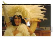 People Series - A C Showgirl Carry-all Pouch