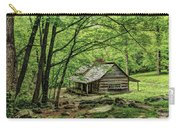 A Cabin In The Woods Carry-all Pouch