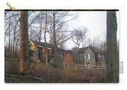 A Cabin On The Hill Carry-all Pouch