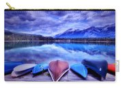 A Calm Afternoon At Lake Edith Carry-all Pouch