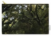 A Canopy Of Trees Carry-all Pouch