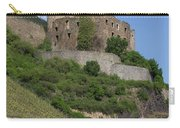 A Castle Among The Vineyards Carry-all Pouch