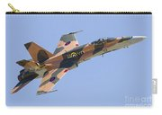 A Cf-188 Hornet Of The Royal Canadian Carry-all Pouch
