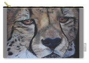 A Cheetah Carry-all Pouch