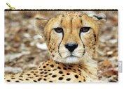 A Cheetah's Portrait Carry-all Pouch