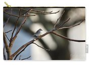 A Chipping Sparrow Carry-all Pouch