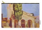 A Church At Cagnes Carry-all Pouch
