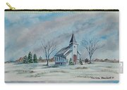 A Church For All Seasons Carry-all Pouch