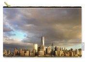 A Cloudscape And Its Cityscape Carry-all Pouch
