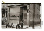 A Coal Miners Bar  George Ave Parsons Pennsylvania Early 1900s Carry-all Pouch