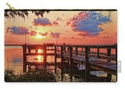 A Colorful Sunrise Carry-all Pouch