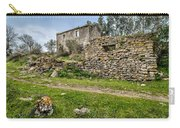 A Cottage In Ruins Carry-all Pouch
