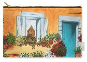 A Cottage In The Village Carry-all Pouch