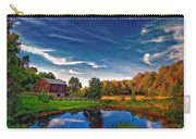 A Country Place Painted Version Carry-all Pouch
