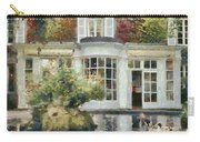A Cozy House In Brittany Carry-all Pouch