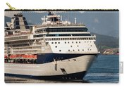 A Cruise Ship Carry-all Pouch