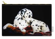 A Dalmatian Prince Carry-all Pouch