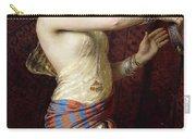 A Damascan Dancer Carry-all Pouch