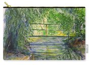 A Day At Giverny Carry-all Pouch